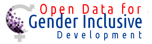 Open Data for Gender Inclusive Development
